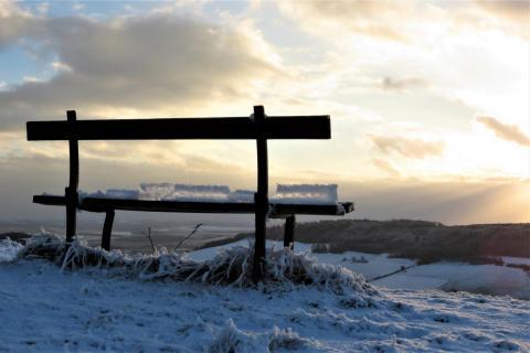 hiver... par Bernard Fidel, licence CC : BY-2.0. Source [Flickr]