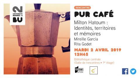 Visuel PUR Café du 02/04/2019 - SCD Rennes 2