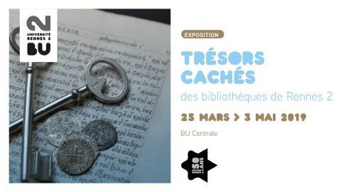 Trésors cachés - SCD Rennes 2