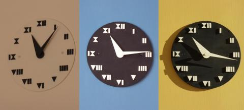 Horloges par bpmm, licence CC : BY-NC-ND. Source [Flickr]