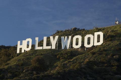 Hollywood Sign par Gnaphron, Licence CC : BY-SA, source [Flickr]