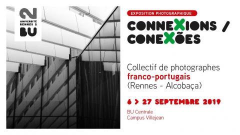 Exposition Connexions - BU Rennes 2
