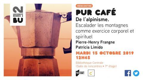PUR Café De l'alpinisme - BU Rennes 2