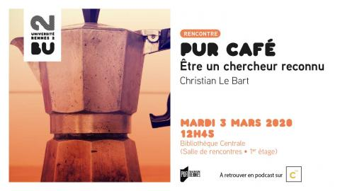 PUR Café 3 mars 2020 - BU Rennes 2