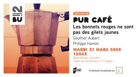 PUR Café du 31 mars 2020 - BU Rennes 2