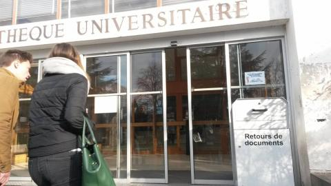 Boîte de retours - BU Rennes 2