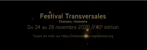 Festival Transversales 2020