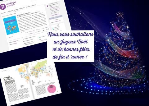 Atlas du bonheur version électronique - Numérique Premium