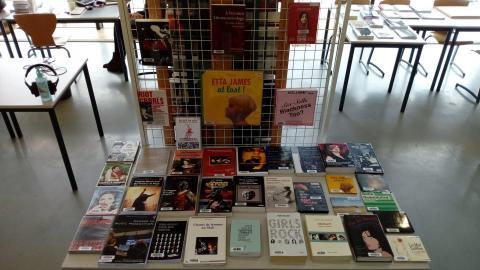 Table thématique Féminisme, genre et musique - BU Musique