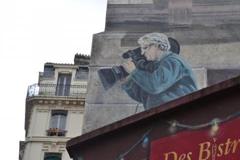 Bertrand Tavernier, french movie director par Jeanne Menjoulet, licence CC : BY. Source [Flickr]
