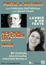 Affiche VDT 28/02/18 - BU Rennes 2